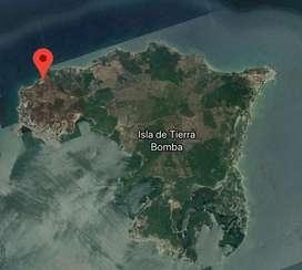 Lote Isla tierra Bomba (bocachica)