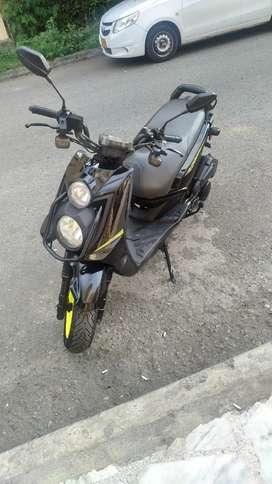 Moto Scooter Tipo BWS 2 Marca Tongko