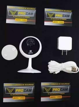 Cámaras de seguridad  marca ezviz  c1c wifi para hogar o negocio