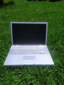 Portátil macbook pro