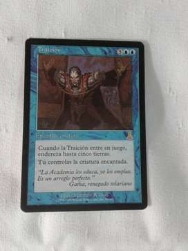 Magic El Encuentro Treachery