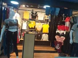Boutique, almacén de ropa