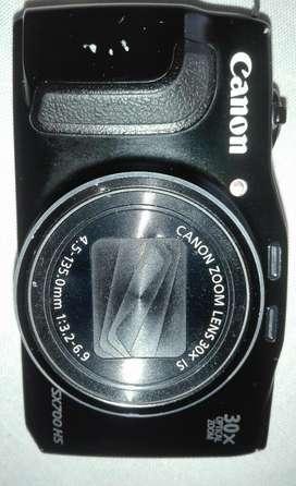 Vendo Cámara Canon Sx700hs