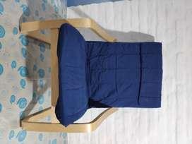 Sillon Poltrona azul marino. Excelente estado. 3 unidades precio por unidad.
