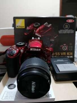 Cámara Nikon D3400  18-55 VR Kit