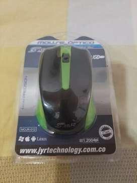 Mouse óptico J&R