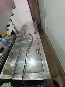 Congelador nuevo todo en acero inoxidable 800 libras
