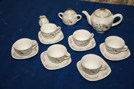Vajilla antigua Juego de té (café) completo