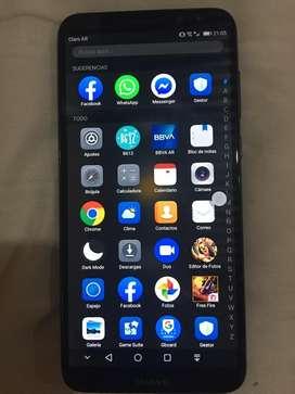 Huawei Mate 10. Liberado