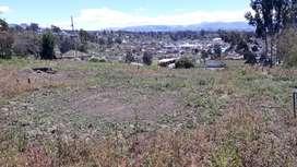 Terreno esquinero 2000 m2 libre de retiros