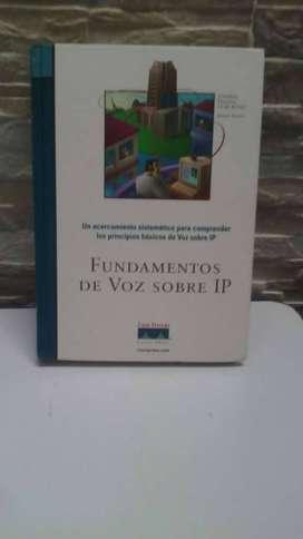 Fundamentos de voz sobre IP. Libro