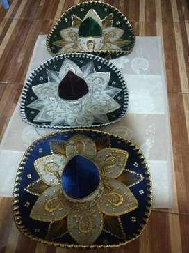 Sombreros de mariachis
