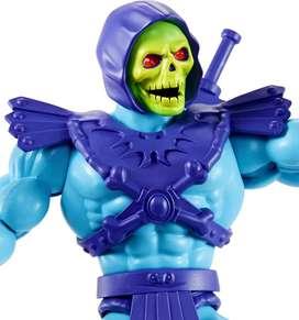 SKELETOR-MOTU MASTER OF THE UNIVERSE OIGINS DELUXE BATTLE ARMOR
