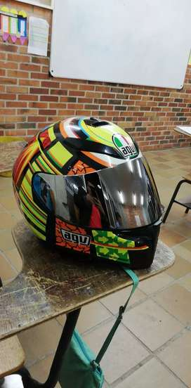 Vendo hermoso casco Agv k3 sv elements (M-L)