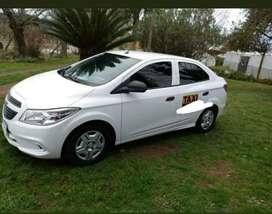 Se transfiere Licencia de taxi y venta de auto Chevrolet prisma