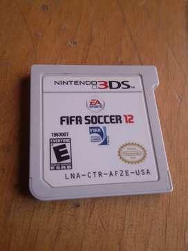 Fifa 2012 - Nintendo 3ds / 2ds