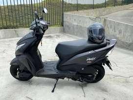 Se vende moto Honda Dio 110 modelo 2019, en PERFECTO estado!