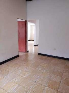 Arrendo segundo piso apartamento