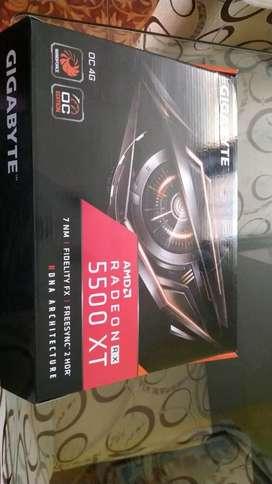 Vendo o cambio RX 5500XT de 4GB