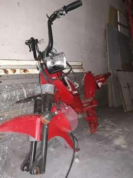 Ciclomotor zanella