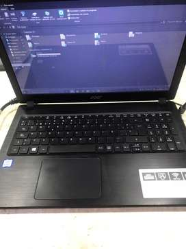 Portatil Acer core i3 7 gen