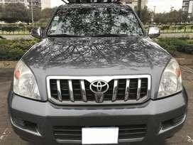 Toyota Land Cruiser prado Petrolera original