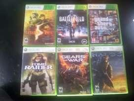 Vendo juegos Xbox 360 y convertidor