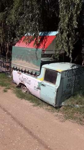 Vendo carrito gastronómico