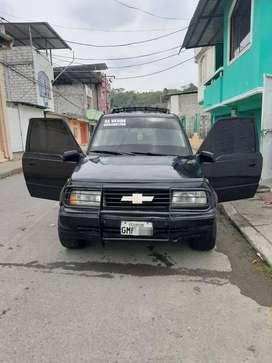 Chevrolet  vitara 3p 4x4
