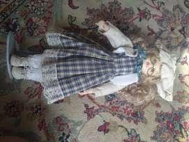 Antigua muñeca