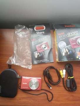 Vendo cámara digital Kodak 16MP