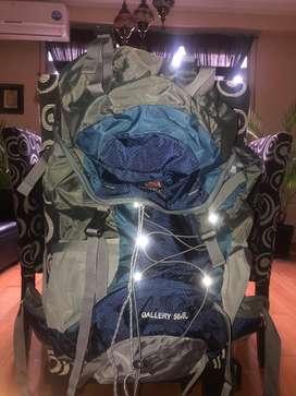 Vendo  mochila importada nueva