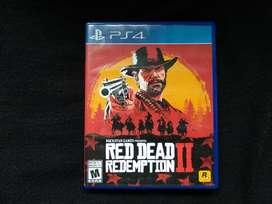 Venta Juego Red Dead Redemption 2: Ps4