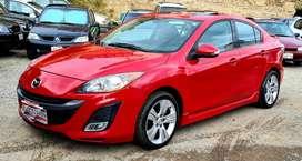 Mazda 3  año 2011 Japones nuevo modelo motor 2.0