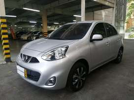 Nissan New March Sense mecanica Gas