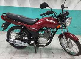 Suzuki Ax-4 Modelo 2012
