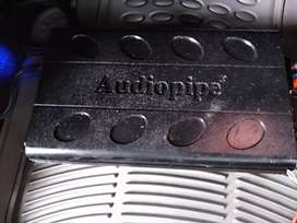 Vendo amplificador audio pipe