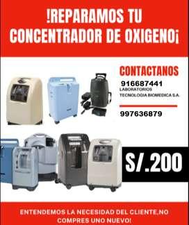 Servicio Tecnico  Concentradores