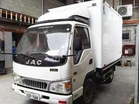 Camion Furgon Jac en Venta