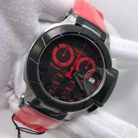 Reloj Tissot Rojo