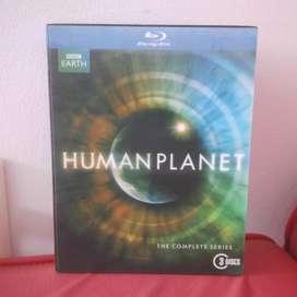 HUMAN PLANET BLUE RAY