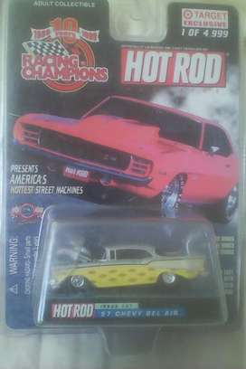 Racing Champions Hot Rod 57 Chevy Bel
