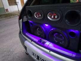 Audio car completo listo para usar