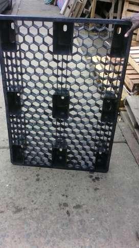 $ 45.000 estibas plasticas 1.00 x 80 cm estibas plasticas