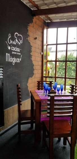 Personal para restaurante en el valle de los Chillos