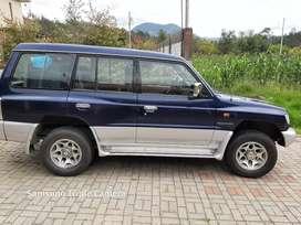 Mitsubishi Montero 1998 Flamante como nuevo todo original cero choques