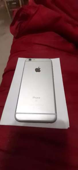 Vendo iphone 6S 32gb Plateado