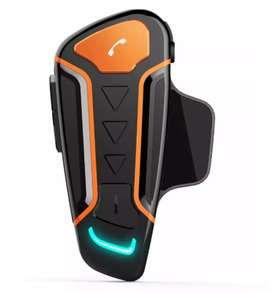 Intercomunicador Casco Moto Bluetooth Manos Libres Original