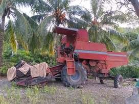 Vendo maquina cosechadora de arroz