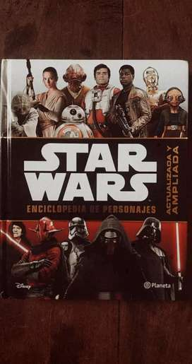 Libro Enciclopedia Stars Wars